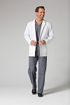 Maevn Red Panda Lab Coat - Men's Consultant Lab Coat