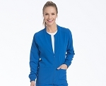 Med Couture Air - Air Touch Warm Up Top