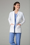 Maevn Red Panda Lab Coat - Women's Consultation Lab Coat