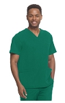 HEALING HANDS HH WORKS MEN - MATTHEW SCRUB TOP
