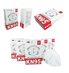 KN-95 Face Mask (Box of 20)