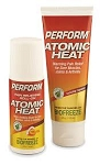 PERFORM ATOMIC HEAT PAIN RELIEF