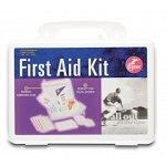 YOUTH FIRST AID KIT - HARD SIDED