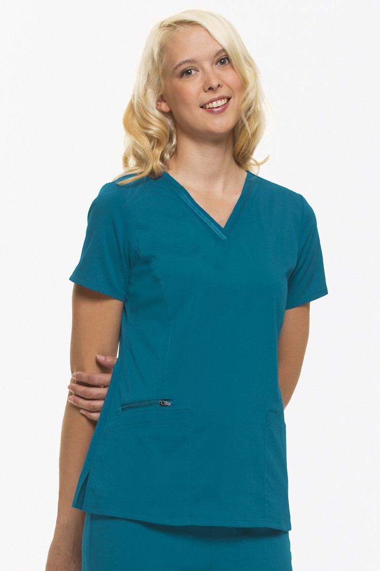 Healing Hands Purple Label - Jasmin Scrub Top